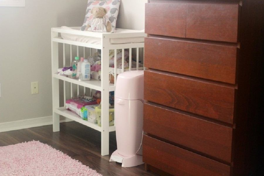 Playtex Diaper Genie Diaper Pail Review