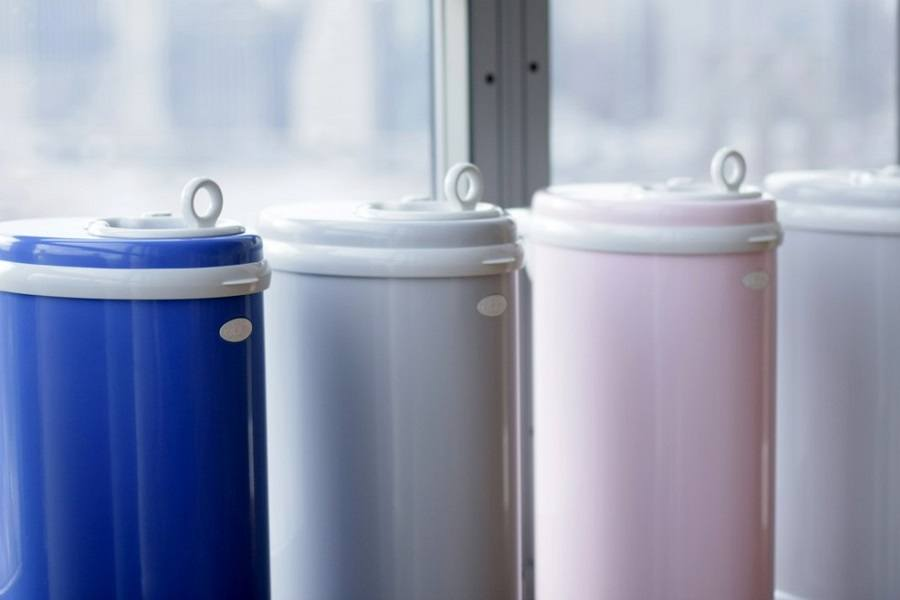 Ubbi Steel Diaper Pail Review